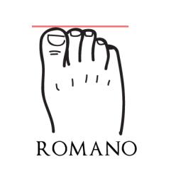pie cuadrado o romano