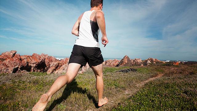 correr descalzo progresion